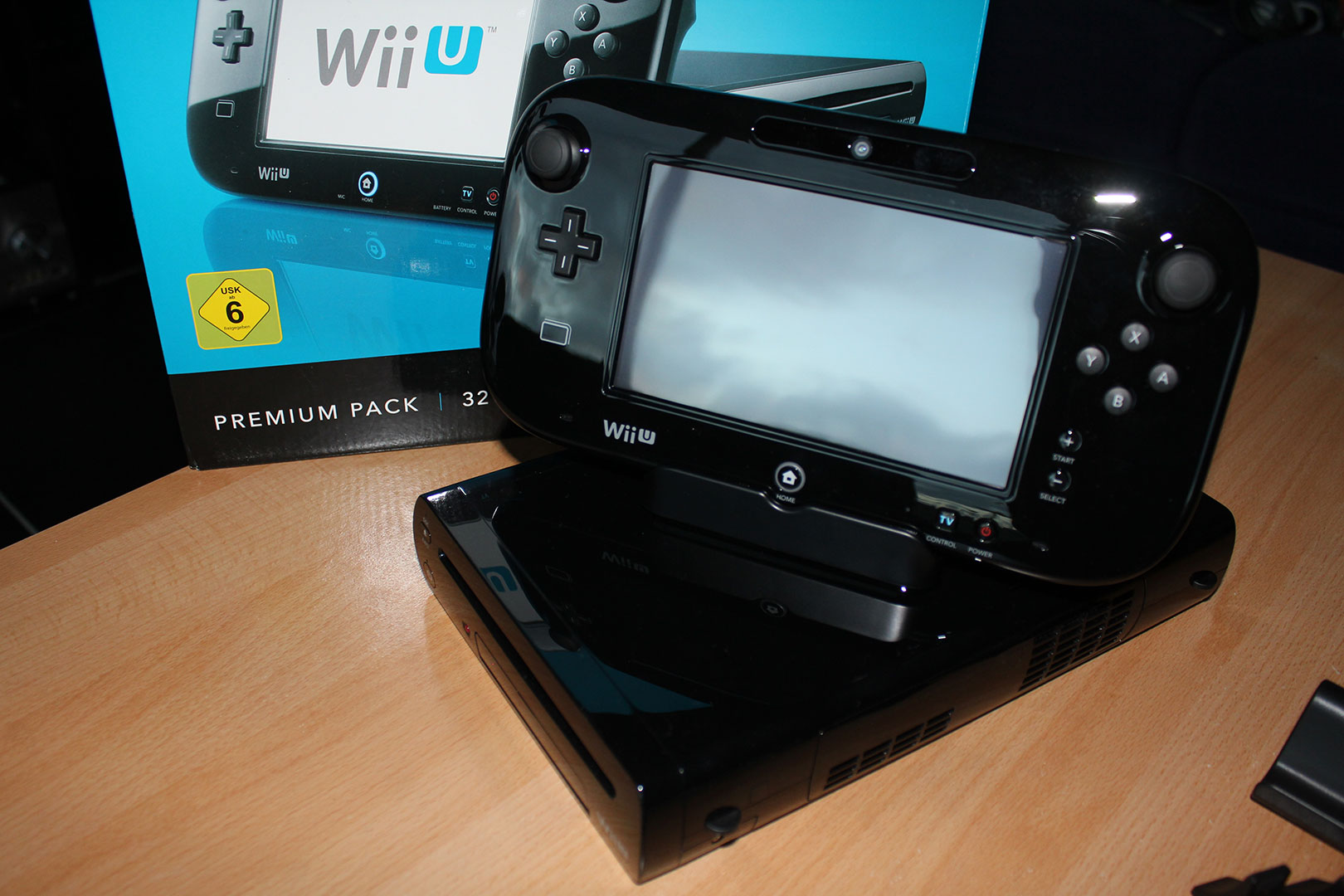 Nintendo Wii U sigue generando perdidas a la compañia