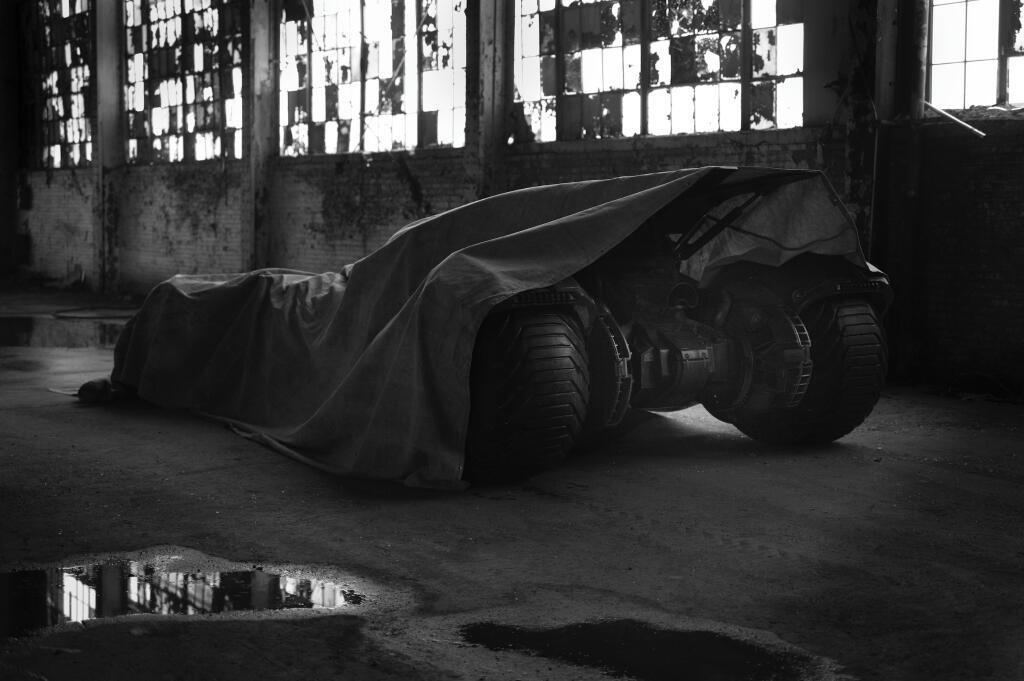 Imagen publicada el día lunes por Zack Snyder en Twitter