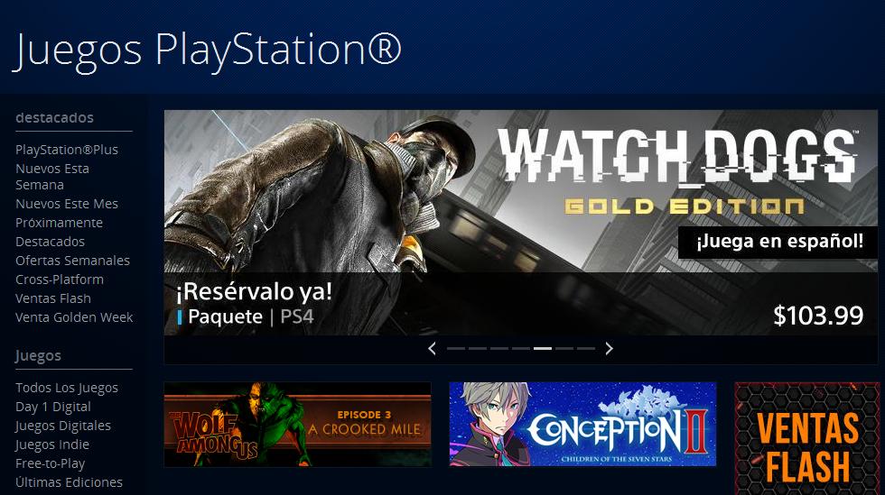 PlayStation Plus en Colombia y Perú