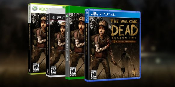 The Walking Dead y The Wolf Among Us para Xbox One y PS4