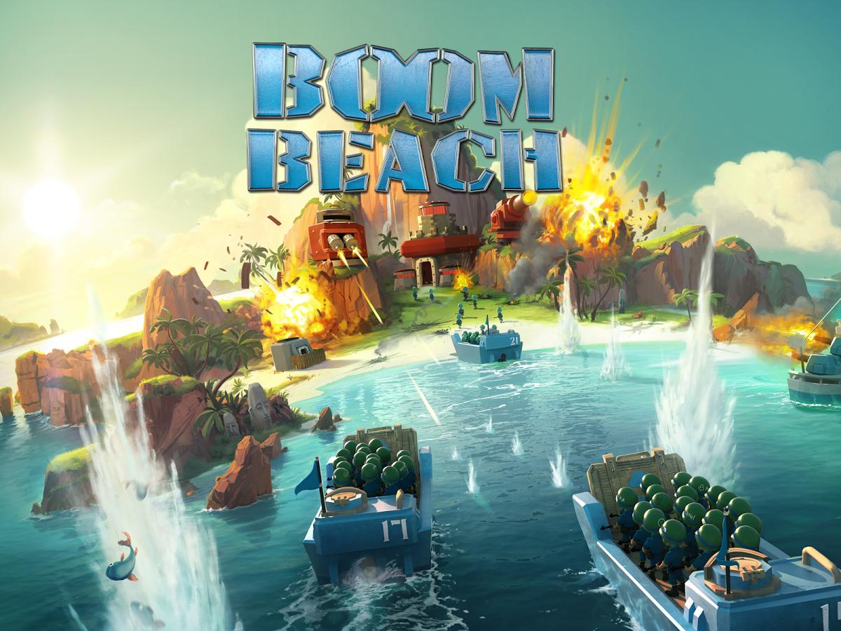 Boom Beach, lo nuevo de Supercell para Android