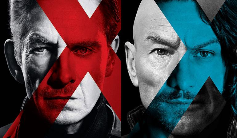 Charles Xavier y Magneto