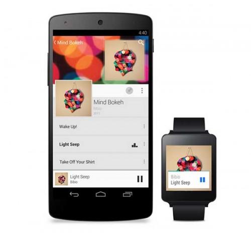 Reloj Asus con Android Wear