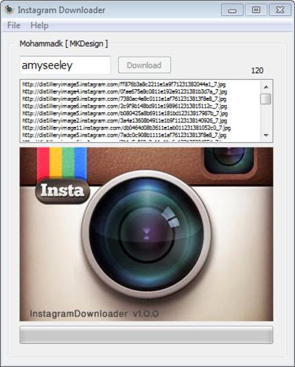 Instagram Download  bajar tus imágenes de Instagram