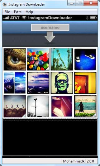 Como descargar todas tus imágenes de Instagram