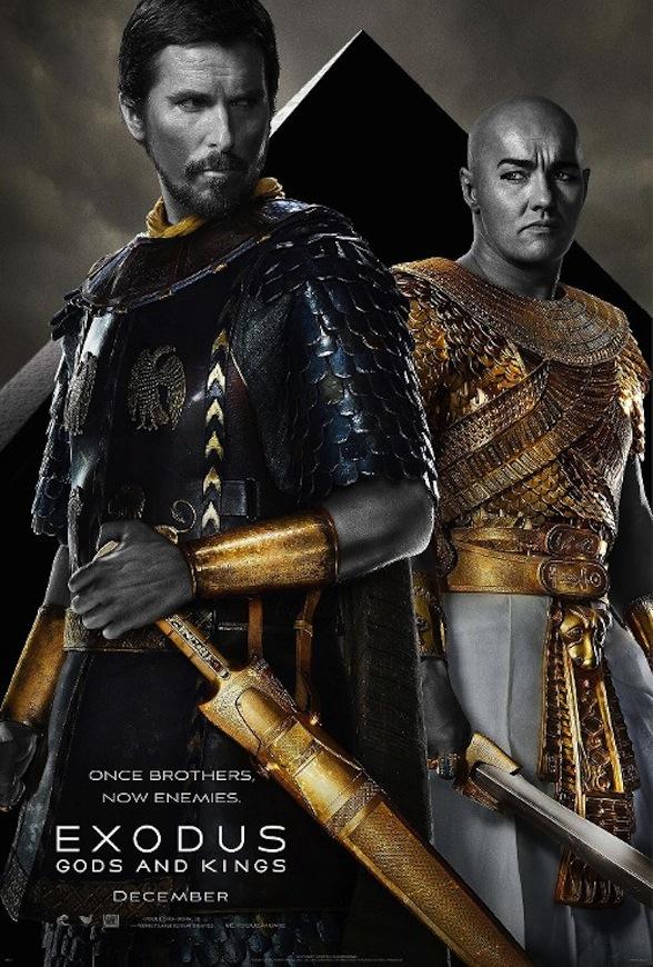Poster de Exodus: Dioses y Reyes