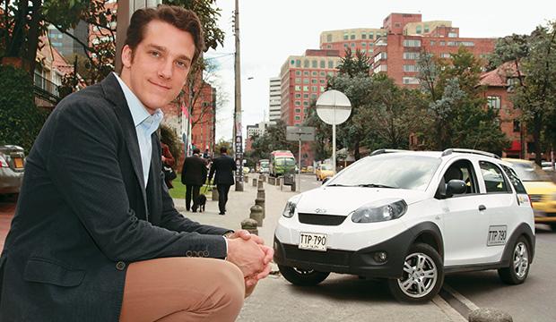 Mike Shoemaker, gerente general de Uber en Colombia
