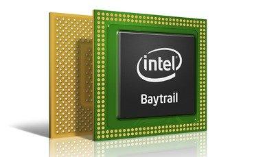 Nuevos procesadores Intel Bay Trail para tablets