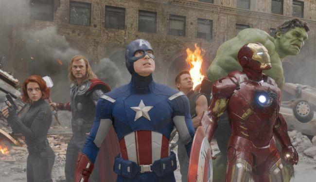 En próximas películas, los vengadores podrían ser un número más grande de superhéroes