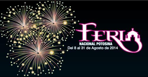Artistas del Palenque y  Teatro del Pueblo en la Feria Nacional Potosina (FENAPO) 2014