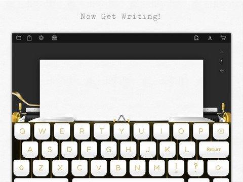 Hanx Writer es gratuita en la tienda de AppStore
