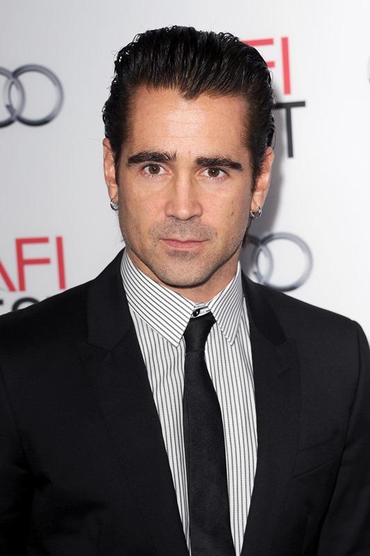 No es la primera vez que Colin Farrell actuara en la televisión, su última aparición en una serie fue en el 2012
