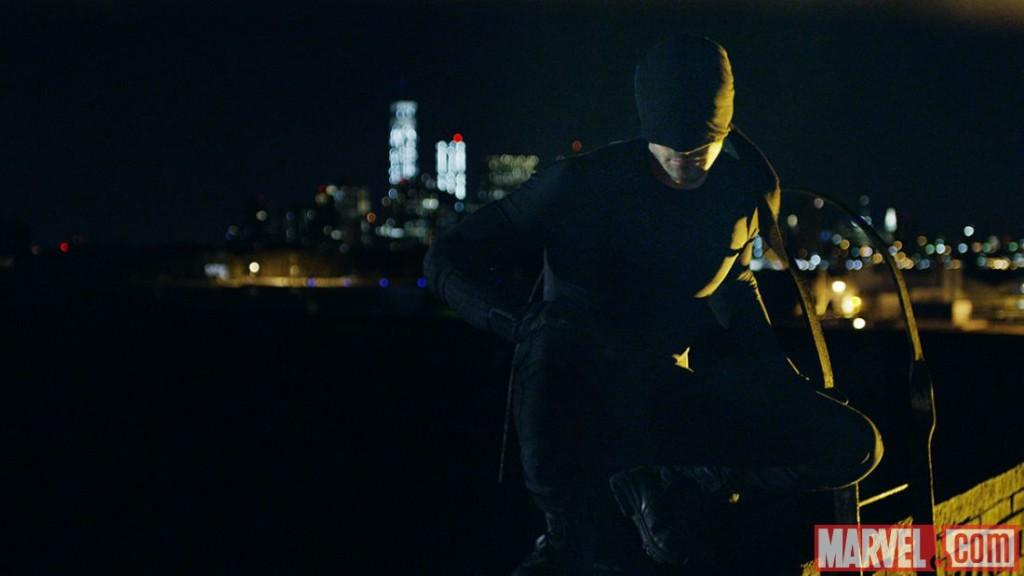 Este será el traje del superhéroe en la serie
