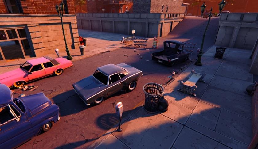 Las sombras en Unreal Engine 4.5 serán más realistas y menos solidas