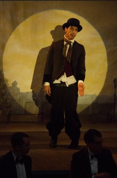 Cantinflas en sus comienzos