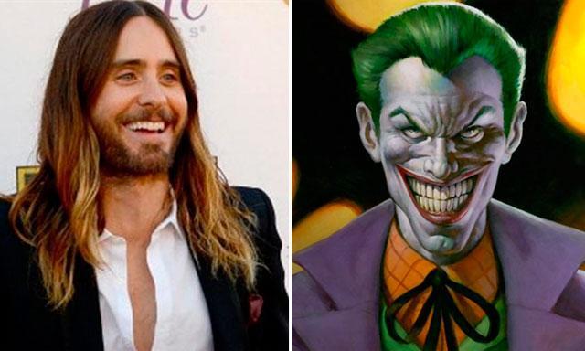 Jared Leto podría ser un excelente Joker