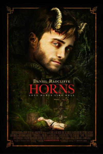 Poster de Horns