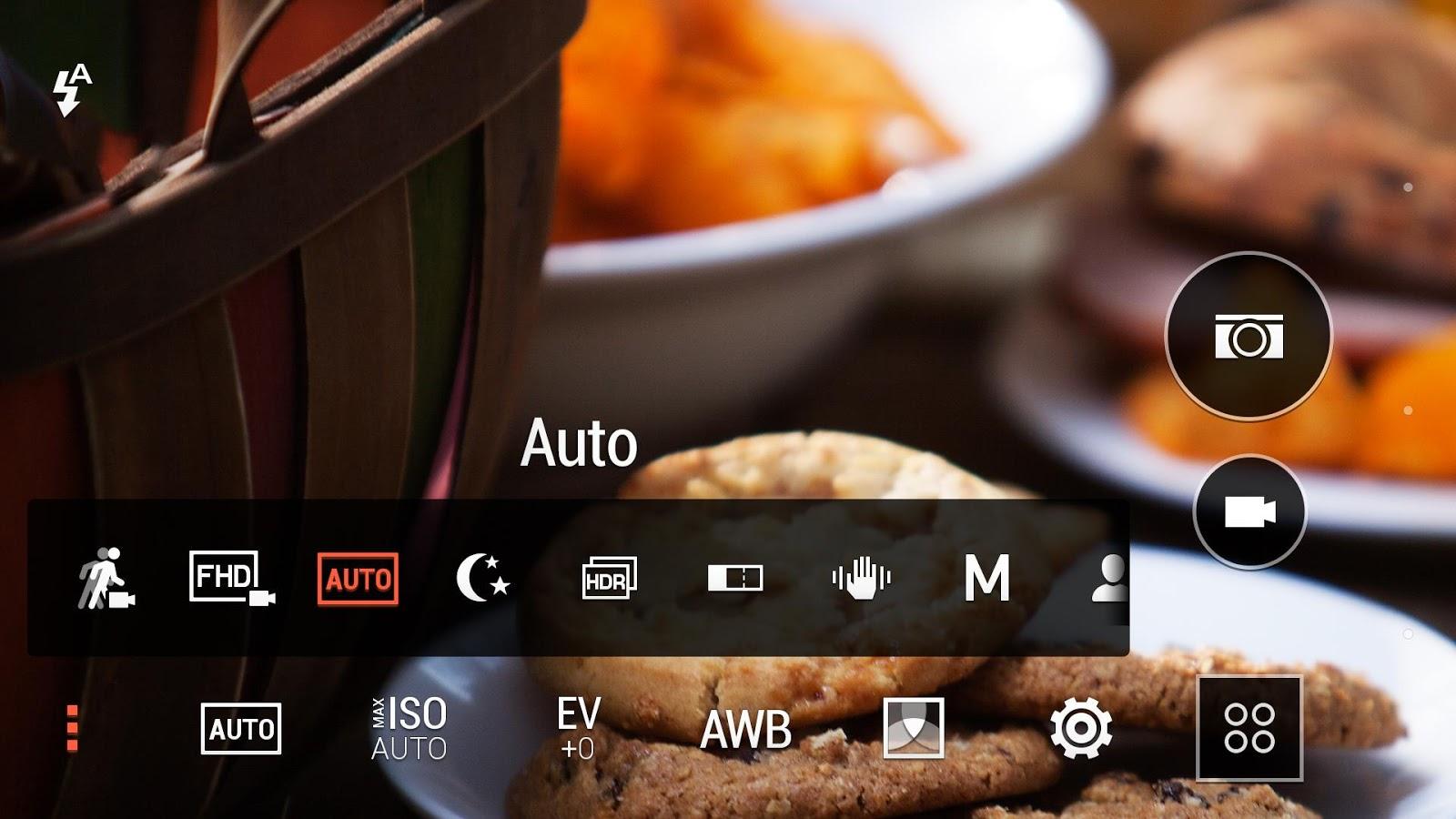 App HTC Cámara
