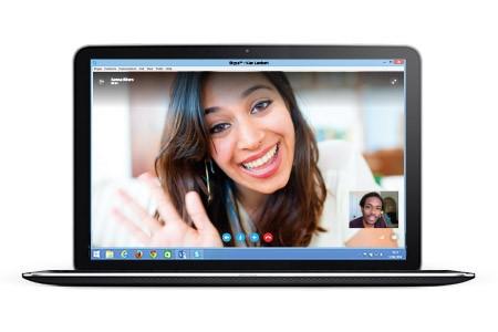 Los navegadores más populares podra ser utilizados con Skype Web