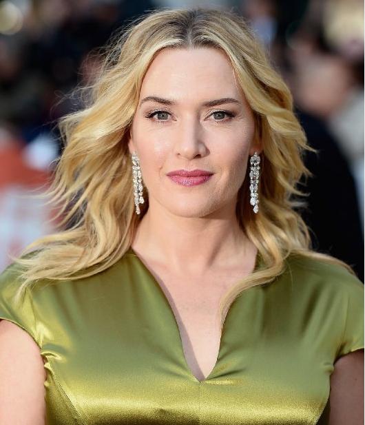 Kate Winslet ha ganado 3 Globos de Oro y un Oscar
