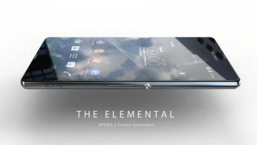 Imagen del posible Sony Xperia Z4