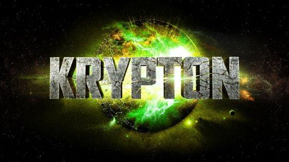 Logo de la serie Krypton