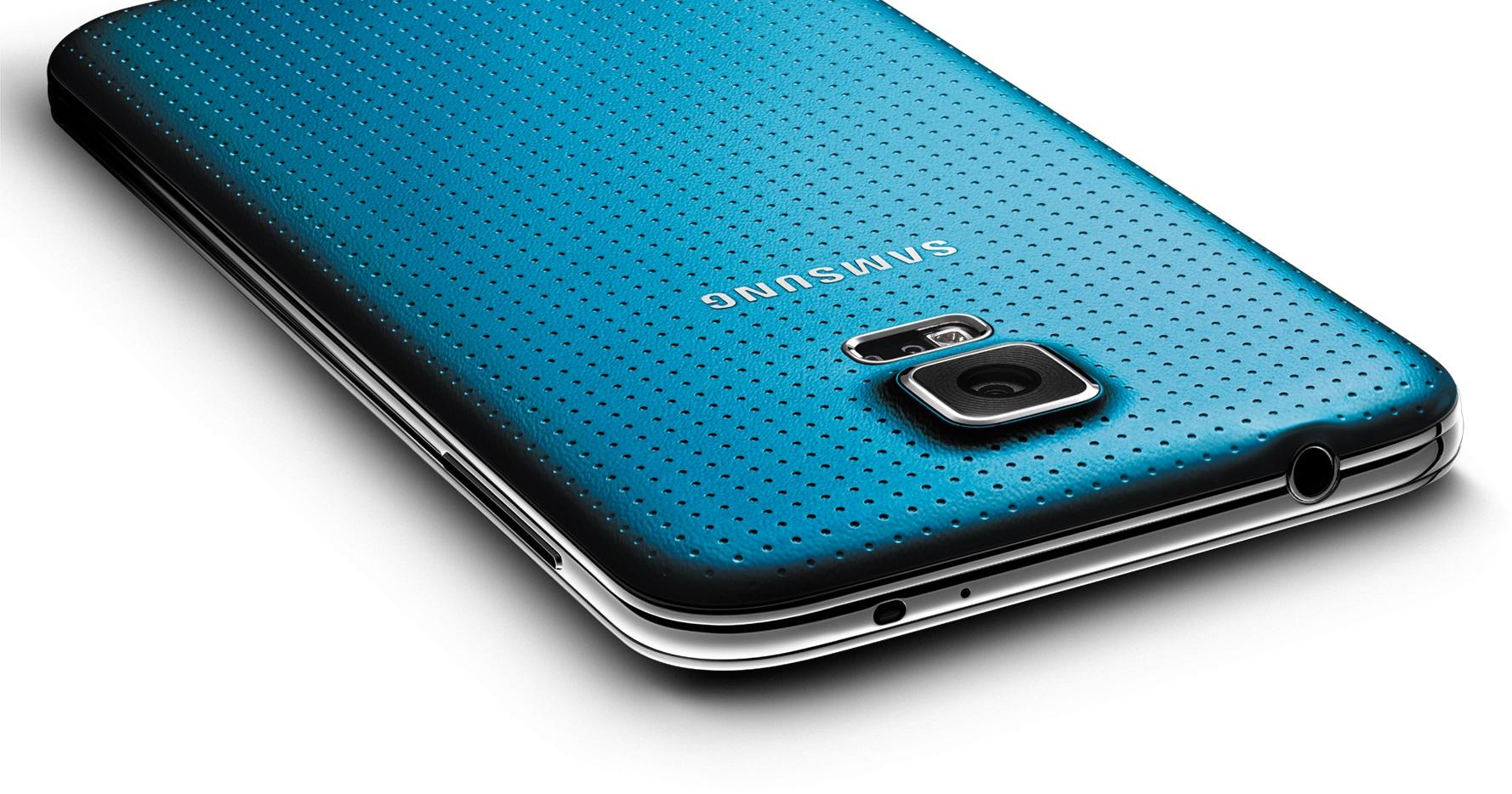 El diseño del Galaxy S5 no gusto muchos a los usuarios
