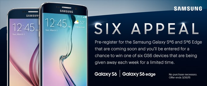 Imagen publicitaria de Samsung