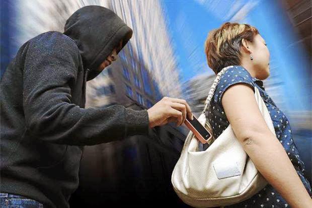 El robo de smartphone es un problema internacional