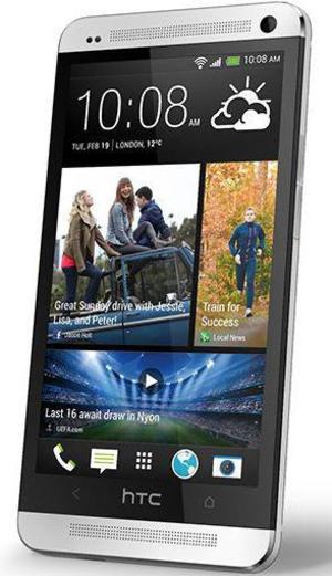 El HTC One M7 fue presentado en el 2013