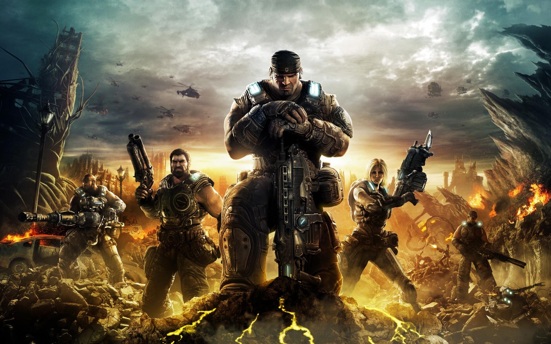 Gears of War aún no tiene fecha de lanzamiento