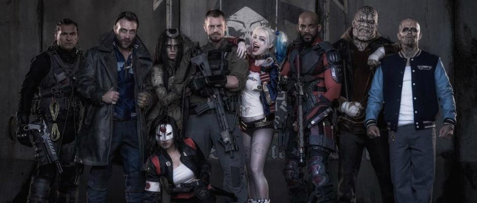 Reparto de Suicide Squad