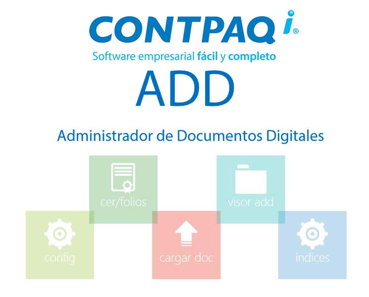 Te indicamos como cargar más de 1 documento a la vez en el ADD de CONTPAQi