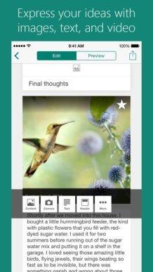 Interfaz en iOS
