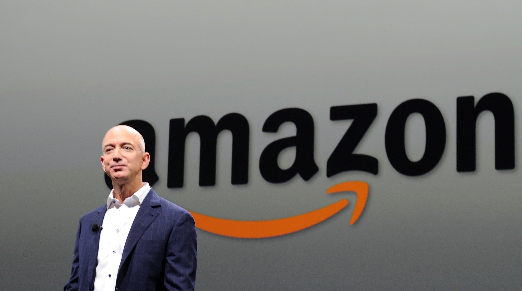 Jeff Bezos CEO de Amazon