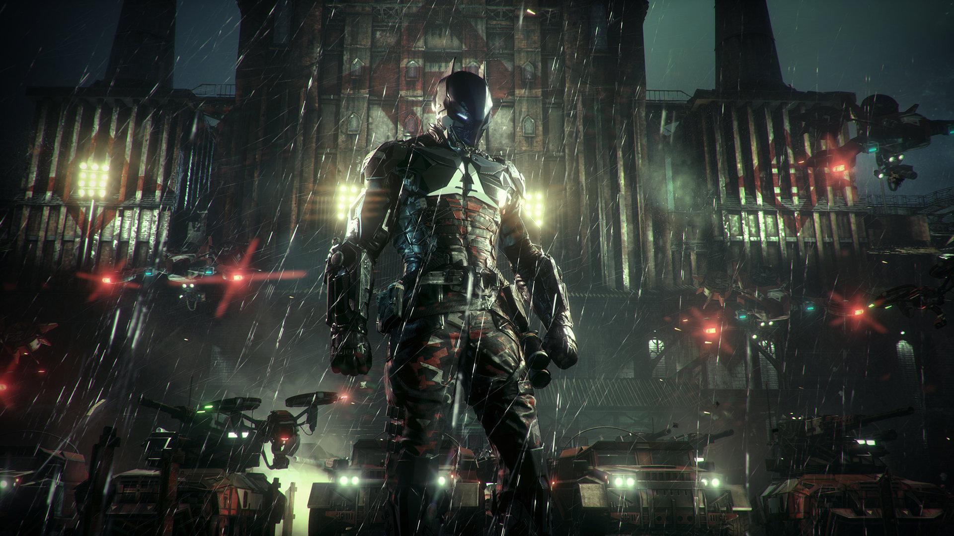 Nuevos enemigos esperan al Hombre Murciélago en la versión para PC