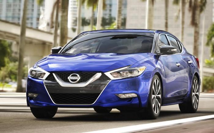 Nuevo Nissan Maxima