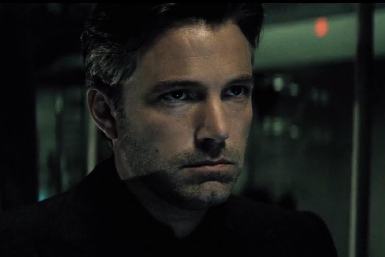 Ben Affleck como Bruce Wayne