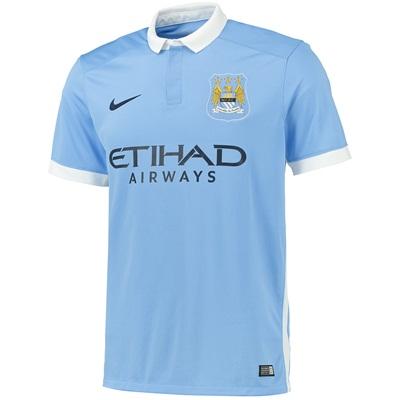 Camiseta del Manchester City 2015-2016