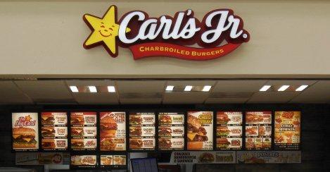 Como sacar facturas electronicas de Carl's Jr
