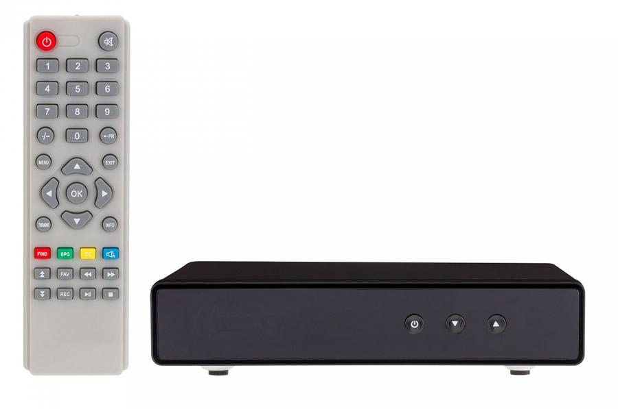 Con un sintonizador digital puedes ver los canales de Alta definición en una televisión vieja