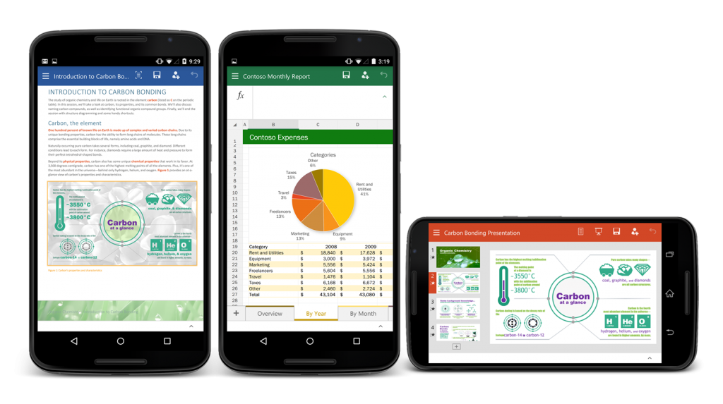 Office en Android