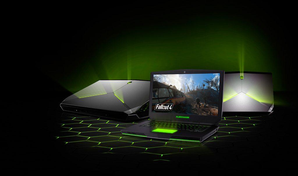 Portatiles Alienware para Gaming