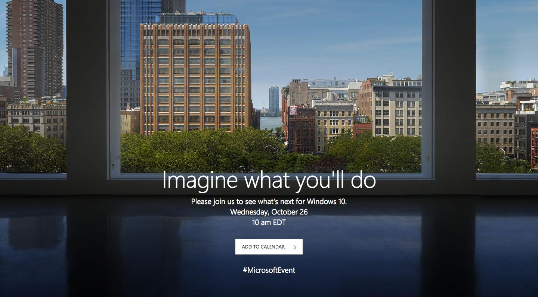Invitación de Microsoft