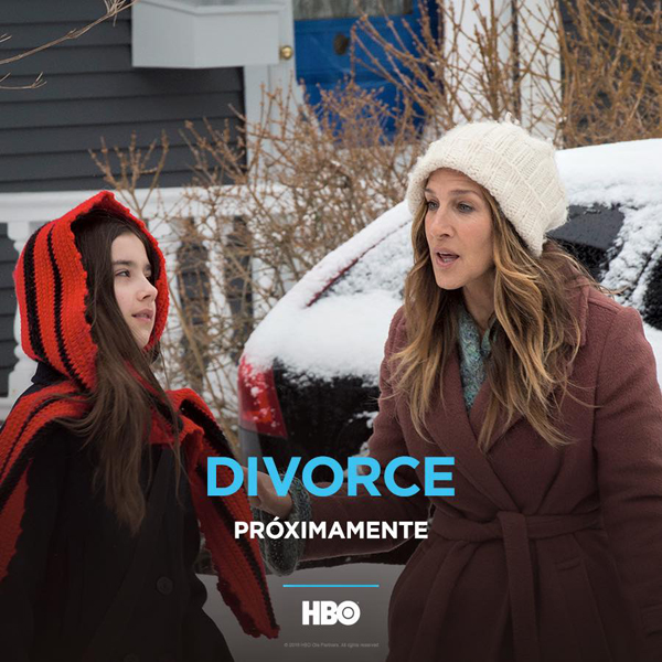 Serie Divorce HBO