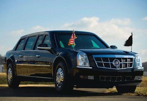 """Cadillac One mejor conocido como """"La Bestia"""""""