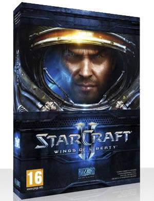 Starcraft II: Wings of Liberty edicion de coleccionistas