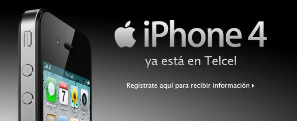 iPhone 4 en Telcel: Precios y tarifas