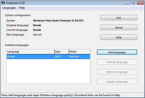 Cambiar el lenguaje de Windows de ingles a español