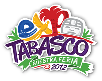 Logotipo Expo Feria Tabasco 2012